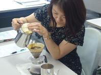 【朝活】真剣にコーヒーを.JPG