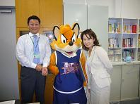 クィッキーとボス.JPG