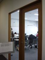 メディカル講義入口.JPG