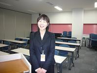 北翔大事務局K嬢.JPG