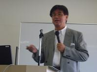 朝活・荒川先生.JPG