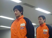 桜井選手と佐藤選手.JPG