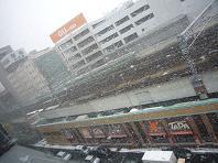 町田先生、雪ですよ.JPG