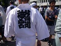 神輿男の背中.JPG