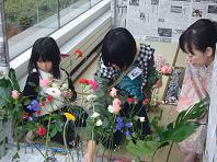 花を生ける.JPG