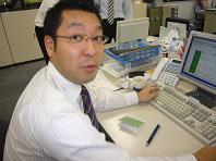 長谷川社長の影武者.JPG