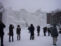 雪祭りふくろう.JPG