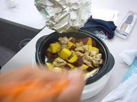 鶏とサツマイモ.JPG