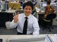 M先輩ピース.JPG