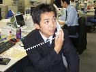 20071114働く佐々木君.JPG