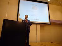 2008.11個人投資家説明会スタート.JPG