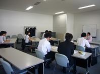 2008.9樽商インターンシップ講義.JPG