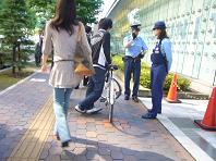 2009放置自転車つかまる.JPG